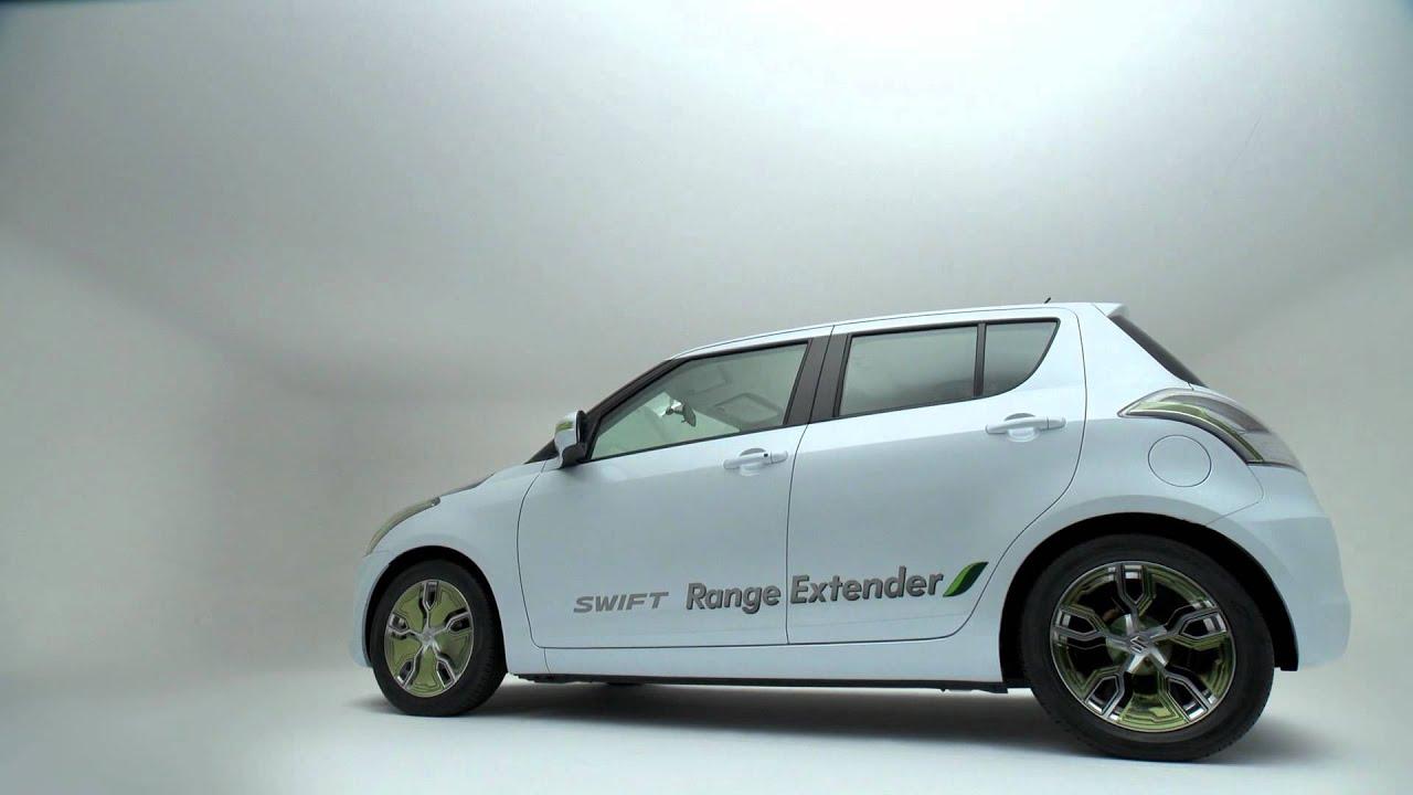 suzuki swift range extender 2012 hybrid car youtube. Black Bedroom Furniture Sets. Home Design Ideas