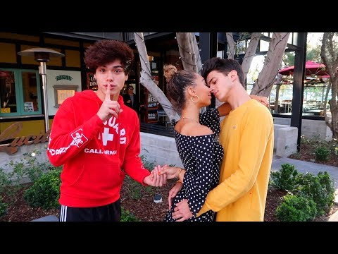 "LETTING MY BEST FRIEND DATE MY ""GIRLFRIEND"" FOR A DAY! (w/ MyLifeAsEva) 