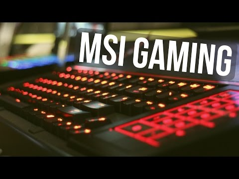 Notebook Gaming MSI in Italia: l'anteprima | HDblog
