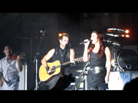 Skillet - Yours To Hold (Live Quincy, IL)