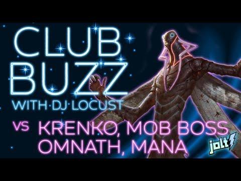 Jolt - Commander - The Locust God vs Krenko and Omnath