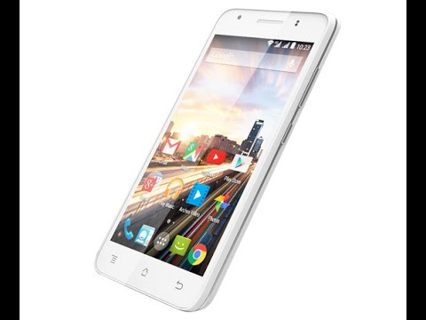 Archos 50c Helium Hard Reset and Forgot Password Recovery, Factory Reset