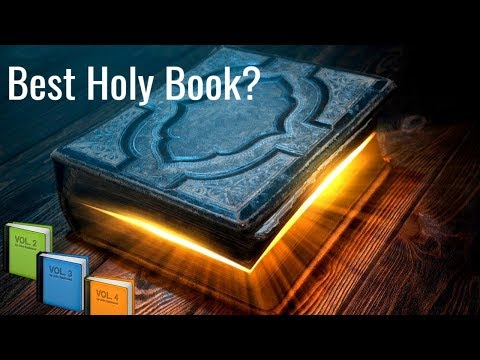 Top 10 Religious holy books in the World
