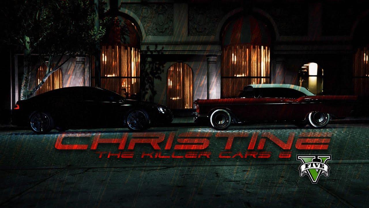 Grand Theft Auto V Christine The Killer Cars 6 YouTube