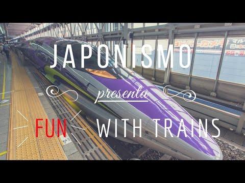 500 Type EVA, el tren de EVANGELION #FunwithTrains 1