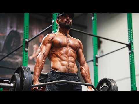 8-Weeks to Get Shredded With Eric Leija