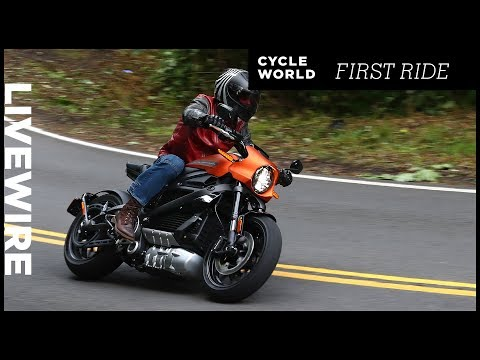 2020 Harley-Davidson LiveWire Review | First Ride