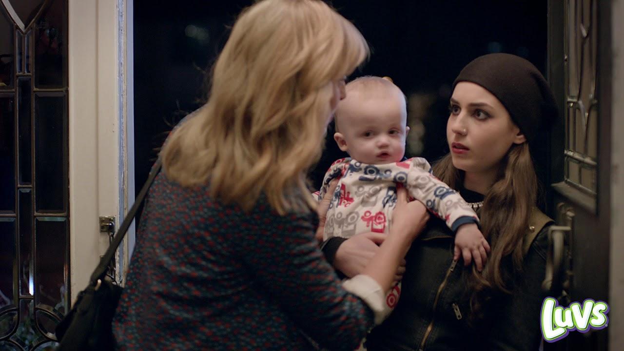 Luvs Commercial - Babysitter