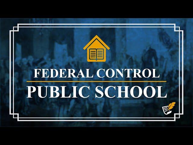 Constitutionality of Public Schools | Constitution Corner