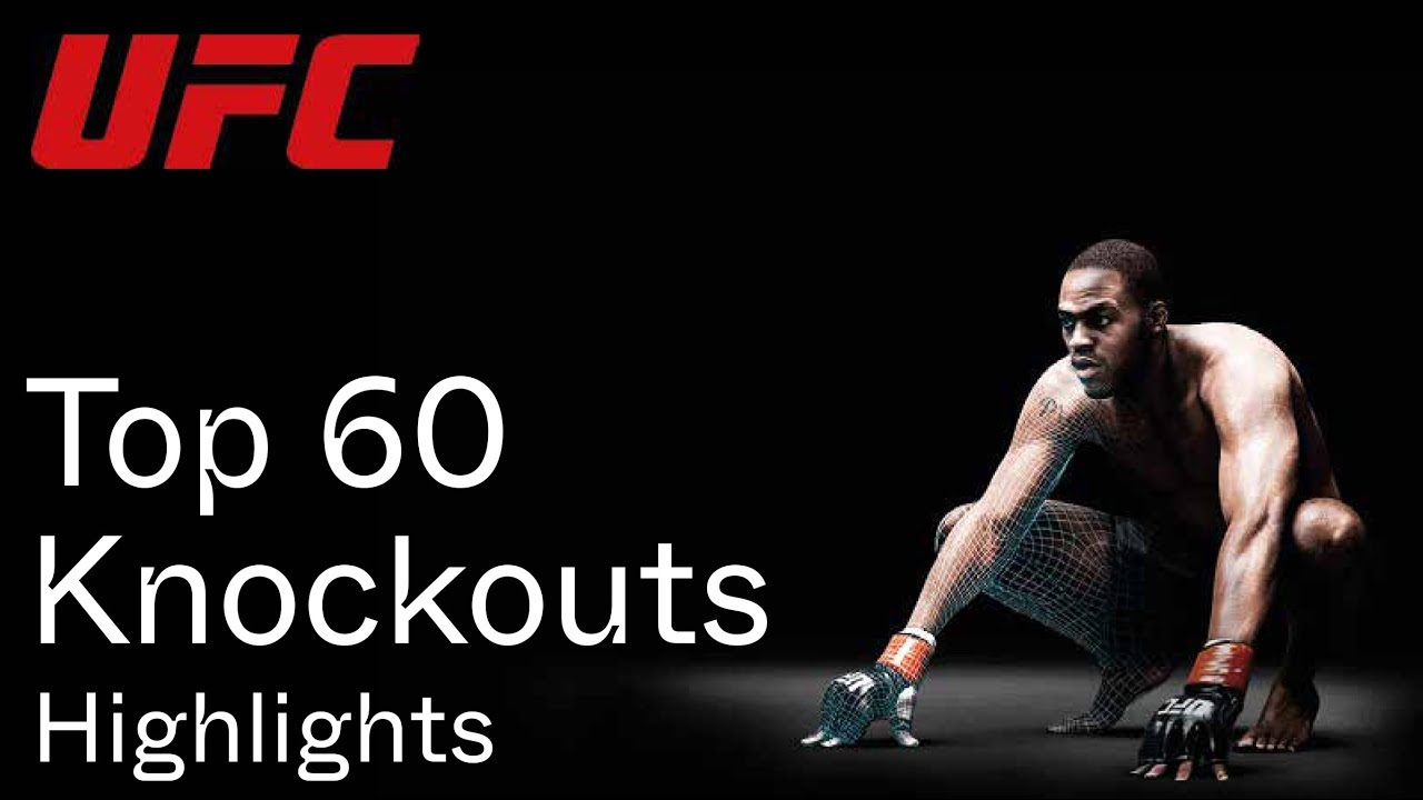 Download Top 60 UFC Knockouts of All Time