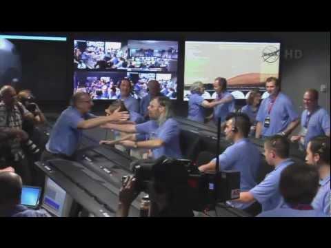 """Curiosity Rover"", ""Mars Landing""  ""Full Broadcast"" in HD"