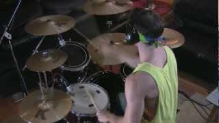 W&W - Invasion (ASOT 550 Anthem) (Austin Pettit Drum Cover)