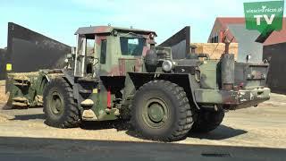 Rekordowa kiszonka w największym gospodarstwie w Polsce. Zobacz potężne maszyny rolnicze w akcji.