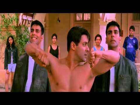 Mujhse Shaadi Karogi - funny fight scene -...