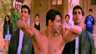 Mujhse Shaadi Karogi - funny fight scene - Akshay Kumar and Salman Khan