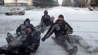 Zimska atrakcija Padina