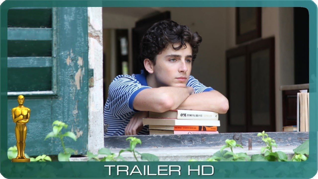 Call Me By Your Name ≣ 2017 ≣ Trailer ≣ German   Deutsch