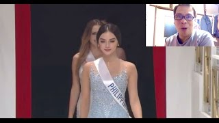What A WALK!!! PHILIPPINES Wins Miss International 2016!!! Kylie Performance Highlights.