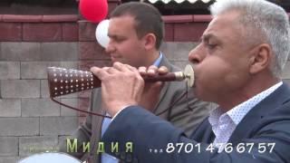 Свадебные Азербайджанские песни группы Мидия 2017 (Шикарная многокамерная сьёмка с крана)