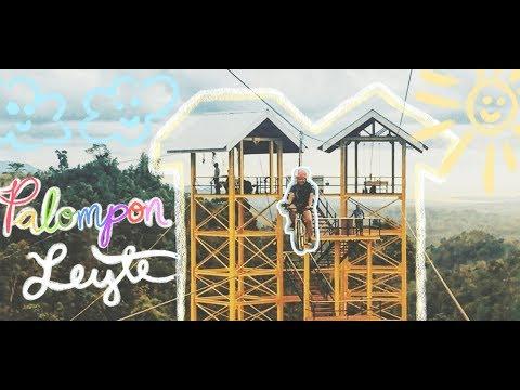 Vlog3: 🏞️ Palompon Eco-Adventure Park   Zipline ⛰️ and Skybike ☁️🚲