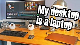 Laptop Docks! They're pretty neat!