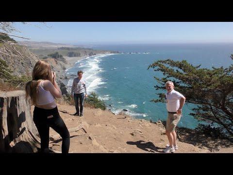 CALIFORNIA STATE ROUTE 1 and THE BIG SUR COASTLINE (CHUCK BERRY TRIBUTE)
