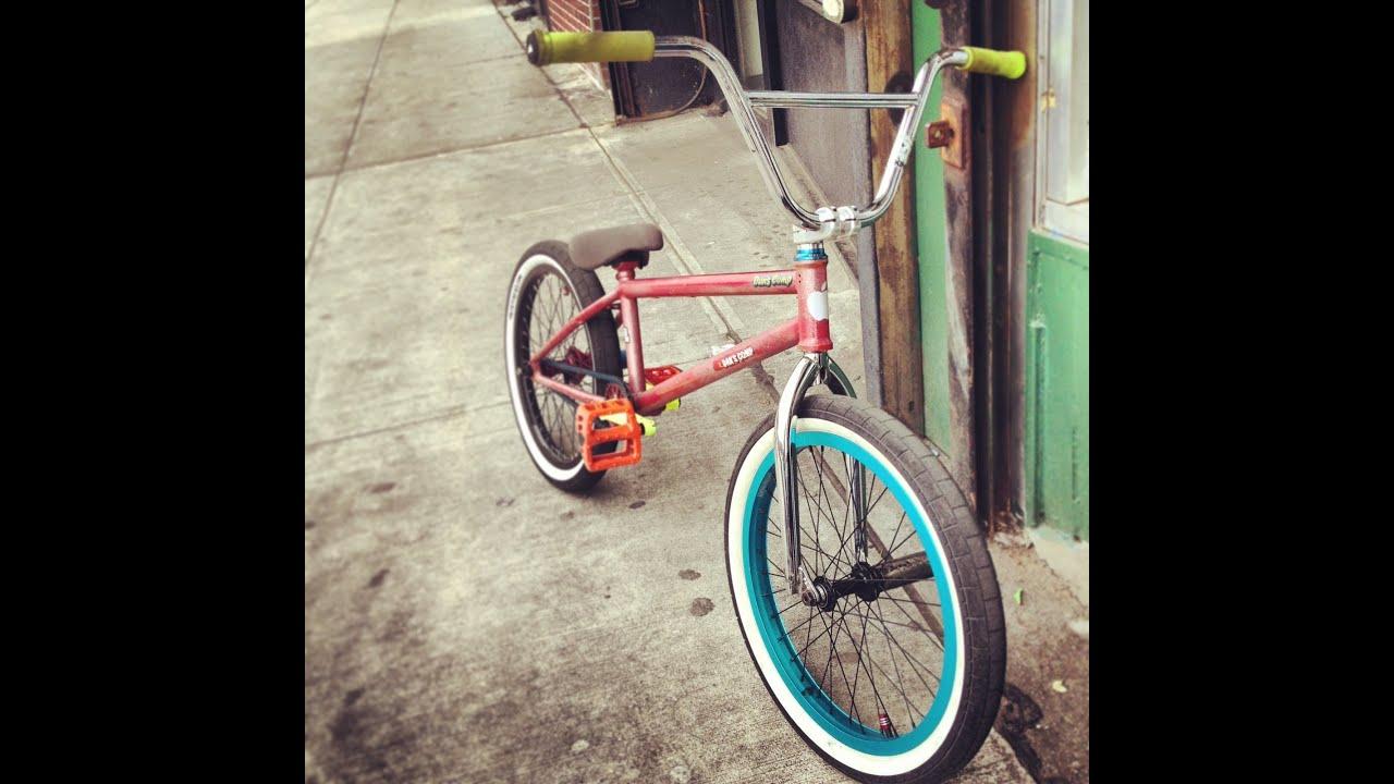 custom bmx bike check youtube