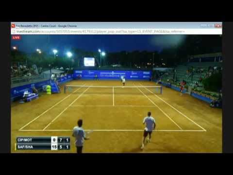 Christian Lindell (SWE) vs [2] Albert Ramos-Vinolas (ESP)