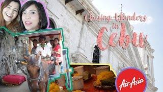 Chasing Wonders in Cebu | AirAsiaPH | XanaVlogs