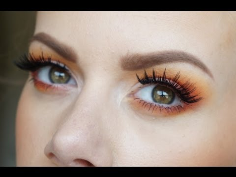 Summer Trend Tutorial | Bold Oranges! + Rambling!