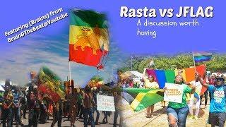 Rasta vs JFLAG a discussion worth having