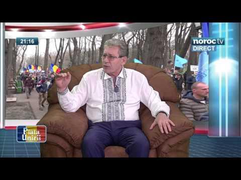 #PIAȚA UNIRII cu Irina Staver; Invitat: Mihai Ghimpu // 27 martie 2017