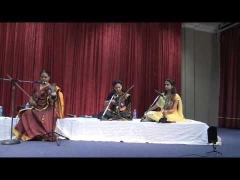 Violin Concert by Dr.N.Rajam