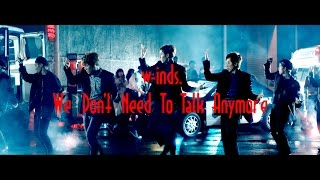 We Don't Need To Talk Anymore( Full ver.+15s SPOT) / w-inds.