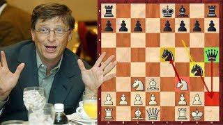 Bill Gates Misses His Chance To Beat Magnus Carlsen
