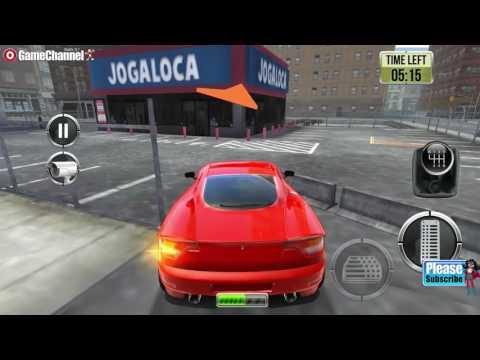 City Driving School 3D, City Car Driver Games, Flash Game Video