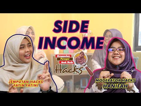 3 | Side income yang lumayan dan membantu. Jom HACKS!