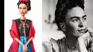 Barbie выпустила новых кукол по образу известных женщин в истории.