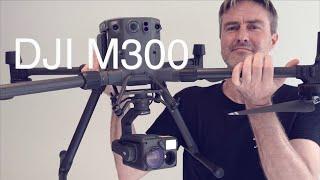 Présentation du DJI M300 RTK -…