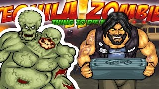 🐾 Текила зомби 3. ПОСЛЕДНИЙ БОСС МУТАНТ #9. Мультфильм игра про зомбяков. Tequila Zombies 3