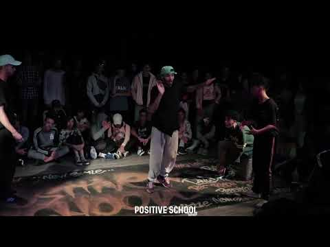 Smocas Vs TOGO / ARSALAN : Positive School of Hip Hop