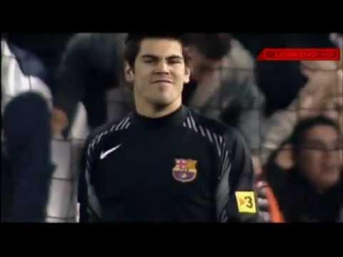 Victor Valdes   Goalkeeper FCB HD