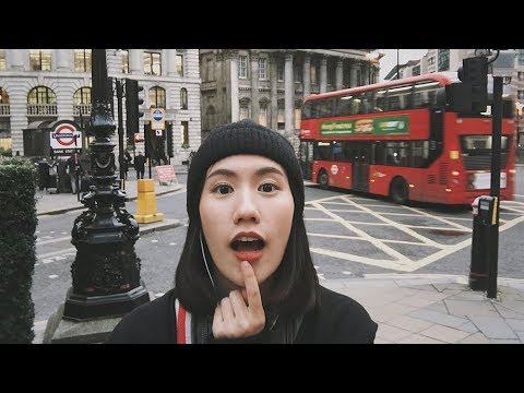 MayyR VLOG in UK #4 หน่องเม lost in Cambridge หลงอีกแล้วจ้า Part 1/2