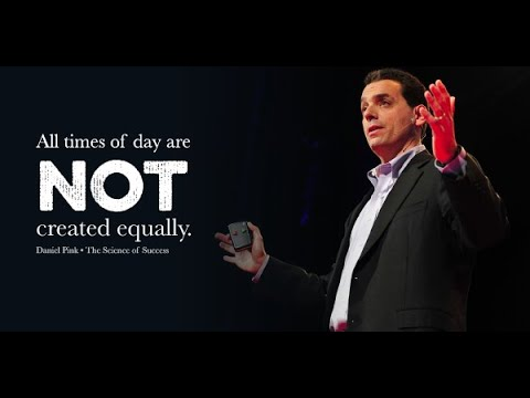 the-scientific-secrets-of-perfect-timing-with-daniel-pink