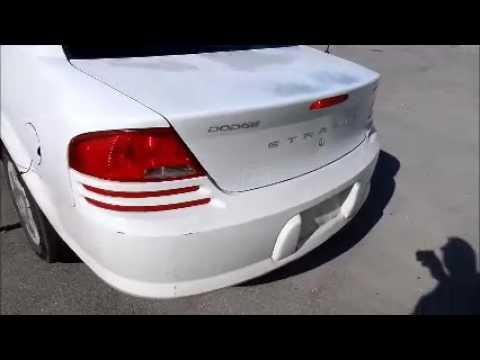 GovDeals: 27329/ 2004 Dodge Stratus SE Sedan
