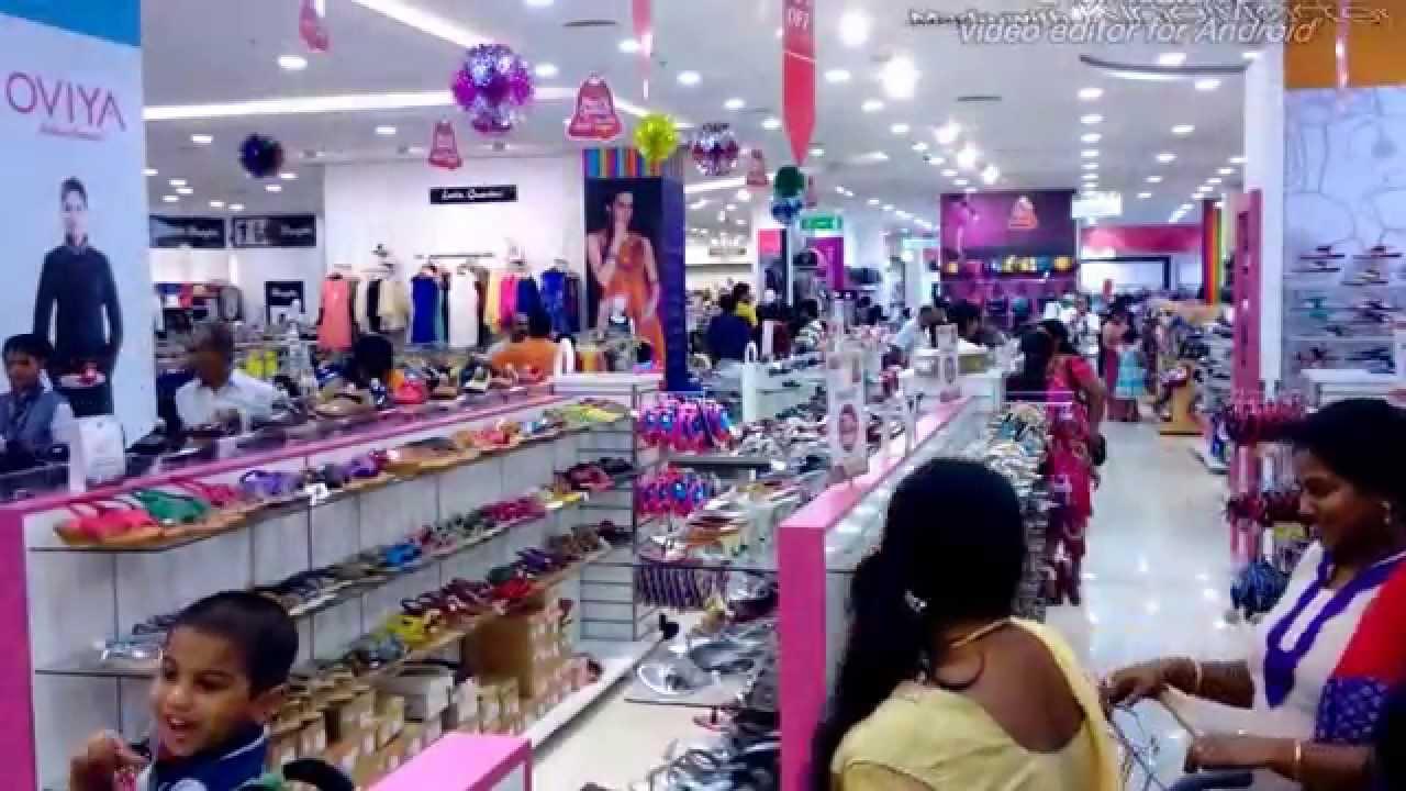 Lulu Fashion Store Kochi