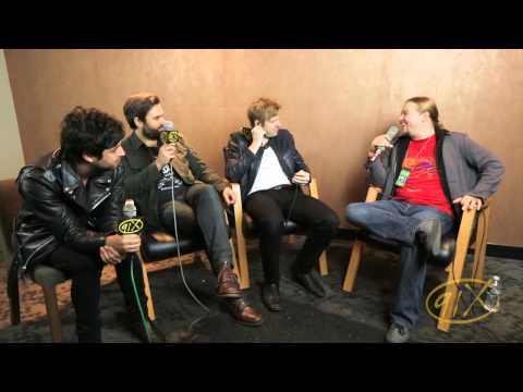Spoon 2014 Backstage Interview