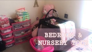 TEEN MOM | ROOM/NURSERY TOUR 💕
