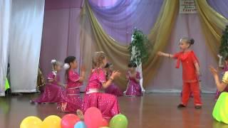 Агая.  Индийские танцы