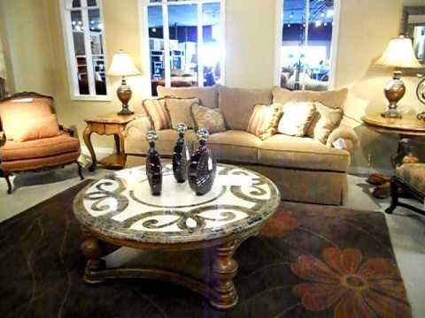 Thomasville Hills Of Tuscany Sofa Table Baci Living Room